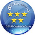 GearDownload 5 stars